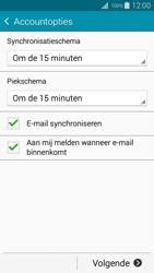 Samsung I9195i Galaxy S4 mini VE - E-mail - Handmatig instellen - Stap 17