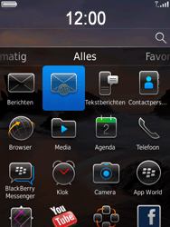 BlackBerry 9800 Torch - E-mail - hoe te versturen - Stap 3