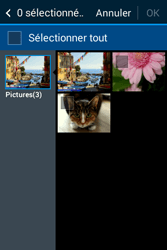 Samsung Galaxy Young 2 - Mms - Envoi d