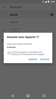 Nokia 6 (2018) - Bluetooth - connexion Bluetooth - Étape 10