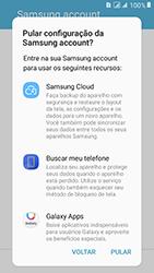 Samsung Galaxy J2 Prime - Primeiros passos - Como ativar seu aparelho - Etapa 18