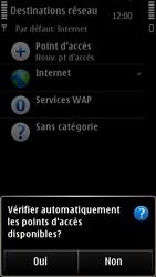 Nokia E7-00 - Internet - Configuration manuelle - Étape 8