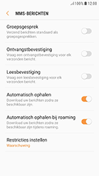 Samsung Galaxy A5 (2017) - Android Oreo - MMS - probleem met ontvangen - Stap 8