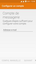 Crosscall Trekker M1 Core - E-mails - Ajouter ou modifier votre compte Outlook - Étape 5