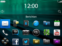 BlackBerry 9720 Bold - E-mail - Hoe te versturen - Stap 3