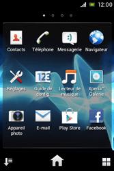 Sony ST21i Xperia Tipo - Internet - Navigation sur Internet - Étape 2