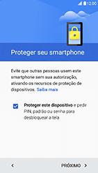 LG X Power - Primeiros passos - Como ativar seu aparelho - Etapa 15