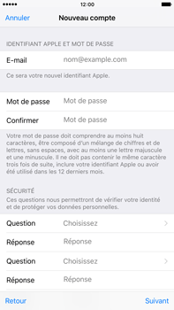 Apple iPhone 6 Plus iOS 9 - Applications - Télécharger des applications - Étape 12