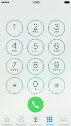 Apple iPhone 5s iOS 10 - SMS - Como configurar o centro de mensagens -  5