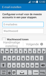 Samsung G357 Galaxy Ace 4 - E-mail - Handmatig instellen - Stap 6