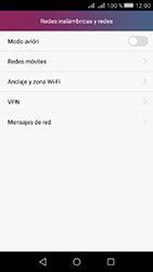 Huawei Y5 II - Mensajería - Configurar el equipo para mensajes multimedia - Paso 4