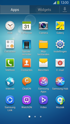 Samsung Galaxy S4 VE (I9515) - E-mail - Account instellen (POP3 zonder SMTP-verificatie) - Stap 3