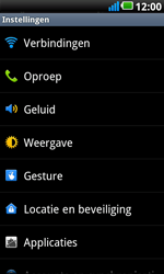 LG P990 Optimus 2X Speed - Wifi - handmatig instellen - Stap 3