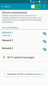 Samsung Galaxy Note 4 4G (SM-N910F) - WiFi - Handmatig instellen - Stap 8