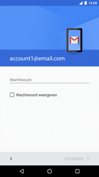 Huawei Google Nexus 6P - E-mail - Account instellen (POP3 met SMTP-verificatie) - Stap 13
