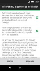 HTC Desire 510 - Premiers pas - Créer un compte - Étape 35