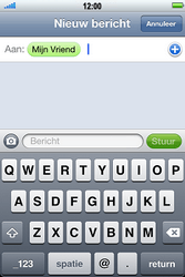 Apple iPhone 4S - MMS - hoe te versturen - Stap 6