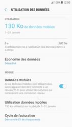 Samsung G920F Galaxy S6 - Android Nougat - Internet - Désactiver les données mobiles - Étape 6