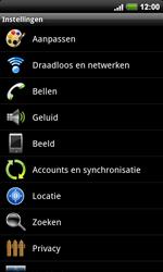 HTC A9191 Desire HD - Bluetooth - headset, carkit verbinding - Stap 4
