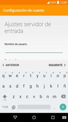 Alcatel Idol 3 - E-mail - Configurar correo electrónico - Paso 10