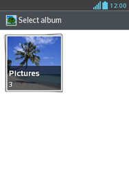 LG E430 Optimus L3 II - MMS - Sending a picture message - Step 13