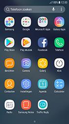 Samsung Galaxy A5 (2017) - Android Nougat - Contactgegevens overzetten - delen via Bluetooth - Stap 3
