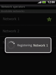 HTC A3333 Wildfire - Network - Usage across the border - Step 9