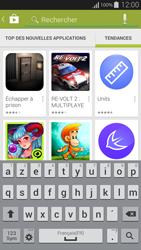 Samsung Galaxy Alpha - Applications - Télécharger une application - Étape 14