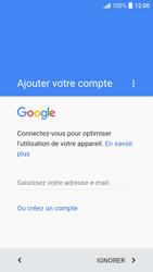 HTC Desire 530 - Premiers pas - Créer un compte - Étape 8