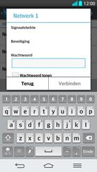 LG G2 - WiFi - Handmatig instellen - Stap 8