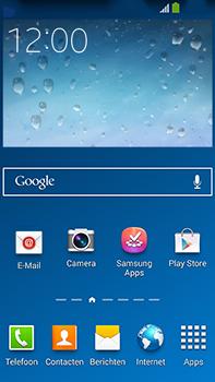 Samsung I8190 Galaxy S III Mini - Applicaties - MyProximus - Stap 1