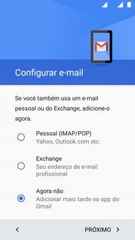 Motorola Moto G (4ª Geração) - Primeiros passos - Como ativar seu aparelho - Etapa 18