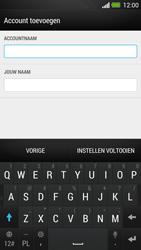 HTC One - E-mail - e-mail instellen: IMAP (aanbevolen) - Stap 15