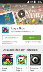 Samsung Galaxy Ace 4 - Aplicações - Como pesquisar e instalar aplicações -  19