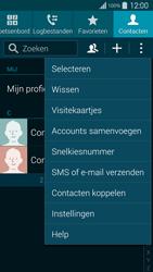 Samsung G900F Galaxy S5 - Contacten en data - Contacten kopiëren van SIM naar toestel - Stap 5