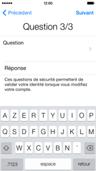 Apple iPhone 5s - Premiers pas - Créer un compte - Étape 29