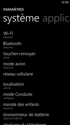 Nokia Lumia 1520 - Internet - Configuration manuelle - Étape 4