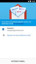 Motorola Moto C Plus - E-mails - Ajouter ou modifier votre compte Outlook - Étape 12