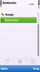 Nokia C6-00 - Internet - hoe te internetten - Stap 10