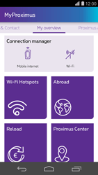 Huawei Ascend P7 - Applications - MyProximus - Step 17
