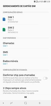 Samsung Galaxy J8 - Primeiros passos - Como ativar seu aparelho - Etapa 21