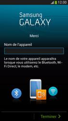 Samsung Galaxy S4 Mini - Premiers pas - Créer un compte - Étape 33