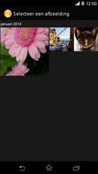 Sony D2303 Xperia M2 - MMS - afbeeldingen verzenden - Stap 17