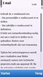 Nokia C6-00 - E-mail - e-mail instellen: POP3 - Stap 5
