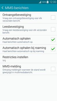Samsung N910F Galaxy Note 4 - MMS - probleem met ontvangen - Stap 8