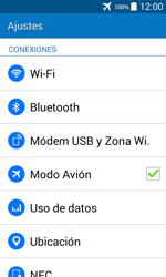 Samsung Galaxy Core Prime - Funciones básicas - Activar o desactivar el modo avión - Paso 6
