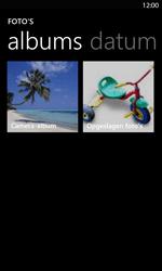 Nokia Lumia 920 LTE - Contacten en data - Foto
