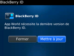 BlackBerry 8520 - Applications - Télécharger une application - Étape 6
