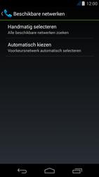 Acer Liquid Jade Z - Netwerk - Gebruik in het buitenland - Stap 7