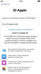Apple iPhone 6s - iOS 12 - Primeiros passos - Como ligar o telemóvel pela primeira vez -  17